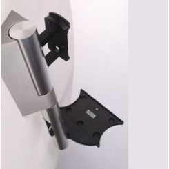 Wall bracket BeoVision 7-32 with loud speaker bracket