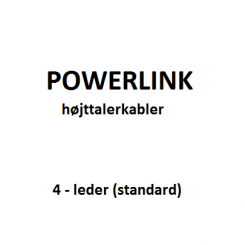 Powerlink kabel