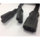 Power cord Y-cable