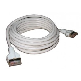 Master link cable 0,5 meter, white