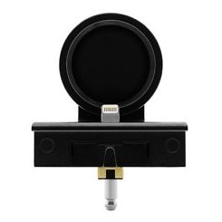 BeoPlay A8 iPhone dock, black