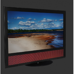 BeoPlay V1-32 drejestand sort