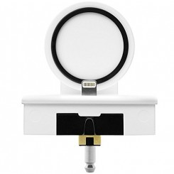 BeoPlay A8 iPhone dock, white