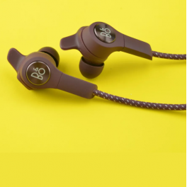 BeoPlay E6 wireless in-ear, Dark Plum