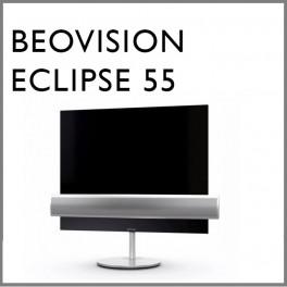 """BeoVision Eclipse 55"""" m. aluminiumsfront"""