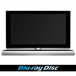BeoVision 7-55 BluRay with wall bracket
