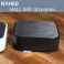 HALL Audio WiFi Streamer - Black