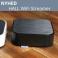 HALL Audio WiFi Streamer - Sort